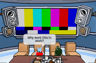 Tv work
