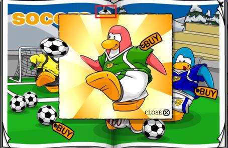 green soccer form