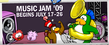 music jam prep