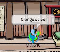 Not orange